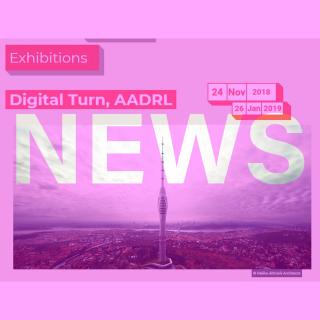 Digital Turn Exhibition London